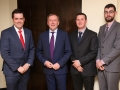 Minister Creed meets Macra na Feirme